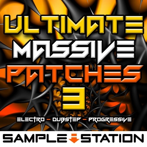 Sample Station Ultimate Massive Patches Vol.3 FOR NI MASSIVE-MAGNETRiXX
