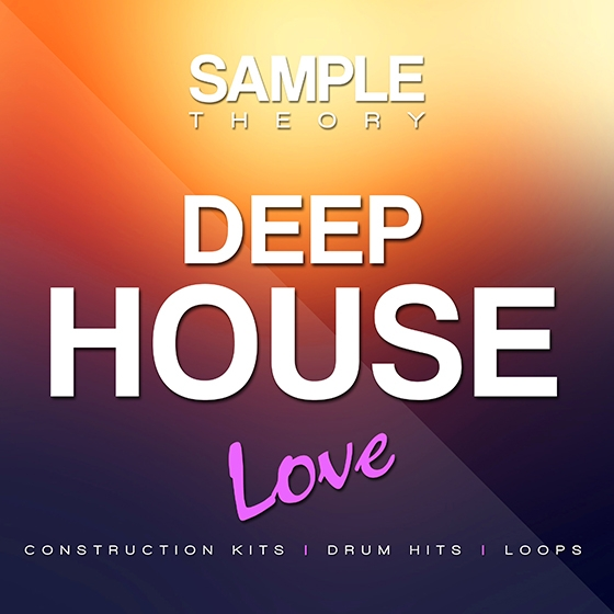 Sample theory deep house love wav for Deep house hits