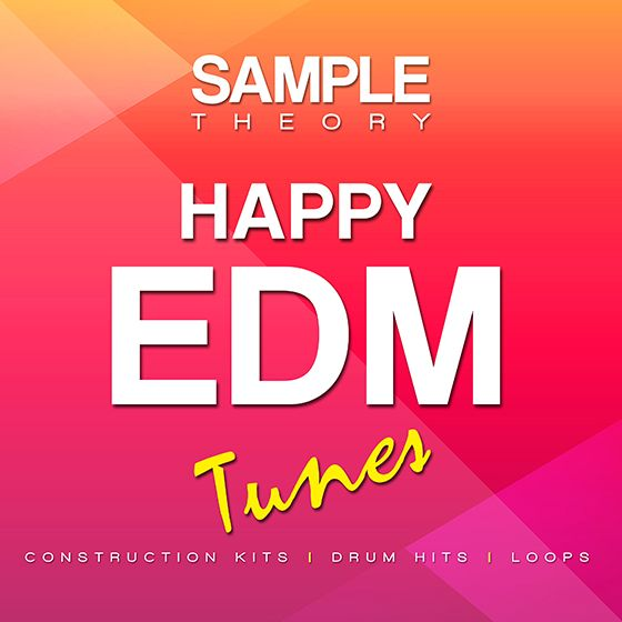 Sample Theory Happy EDM Tunes WAV