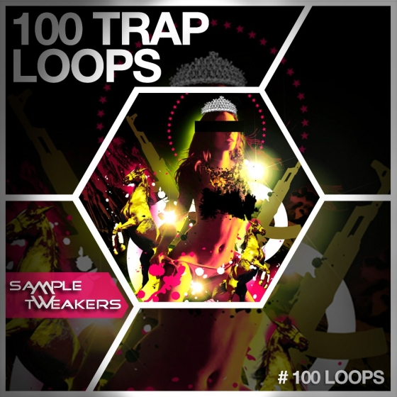 Sample Tweakers 100 Trap Loops WAV-AUDIOSTRiKE