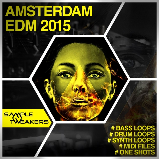 Sample Tweakers Amsterdam EDM 2015 WAV MiDi