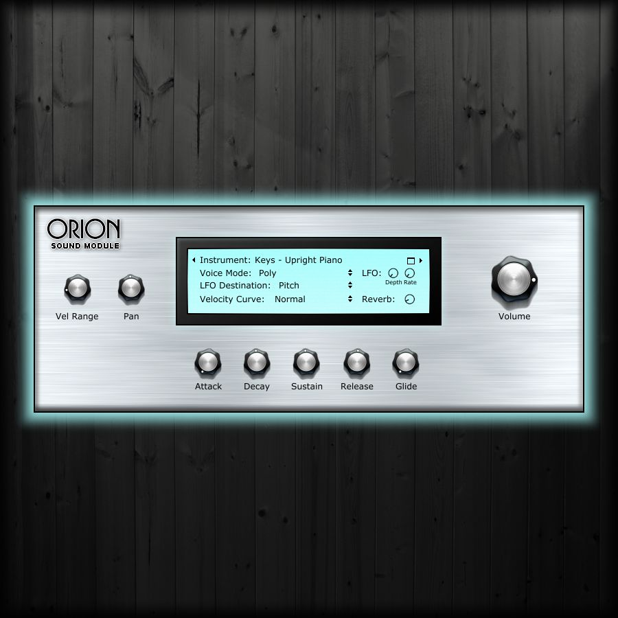 SampleScience Orion Sampler Module x32 x64 AU VST WIN MAC