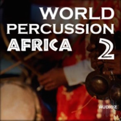 Samplebase Soundblock World Percussion Africa v 2 SCD-SPiRiT