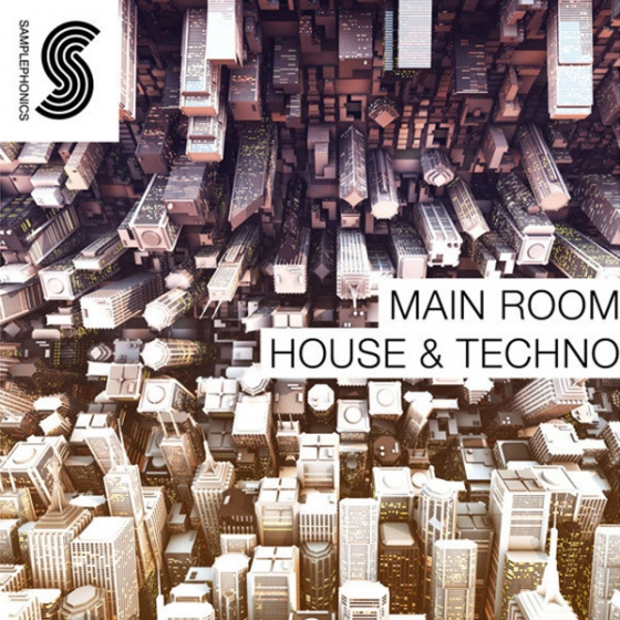 Samplephonics Main Room House and Techno MULTiFORMAT
