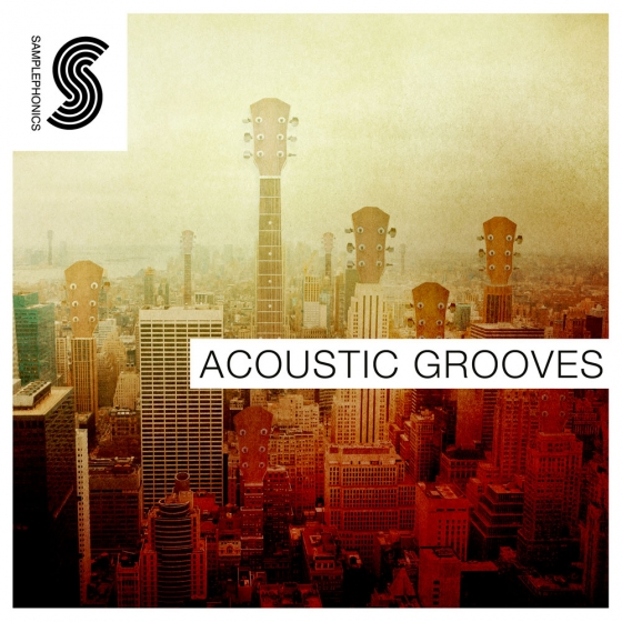 Samplephonics Acoustic Grooves ACiD WAV-AUDIOSTRiKE