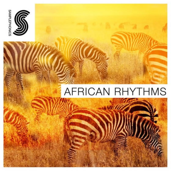 Samplephonics African Rhythms MULTiFORMAT