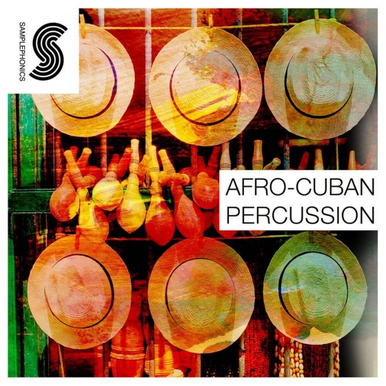 Samplephonics Afro Cuban Percussion MULTiFORMAT