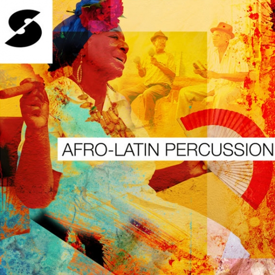 Samplephonics Afro-Latin Percussion MULTiFORMAT