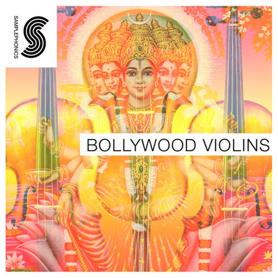 Samplephonics Bollywood Violins ACiD WAV-AUDIOSTRiKE