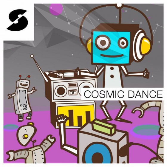 Samplephonics cosmic dance multiformat for Samplephonics classic deep house