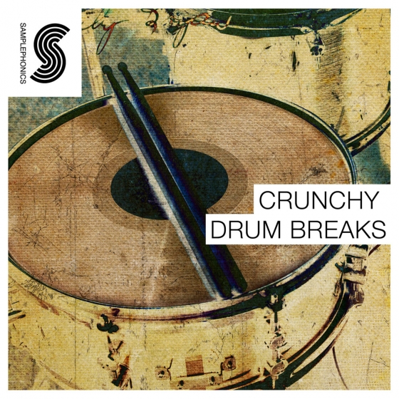 Samplephonics crunchy drum breaks multiformat magnetrixx for Samplephonics classic deep house