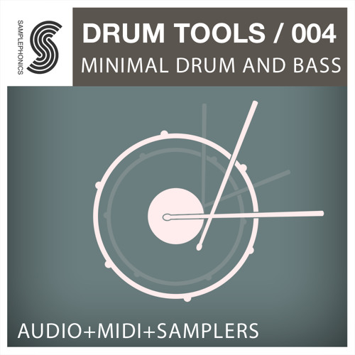 Samplephonics Drum Tools 004 Minimal Drum and Bass MULTiFORMAT-MAGNETRiXX