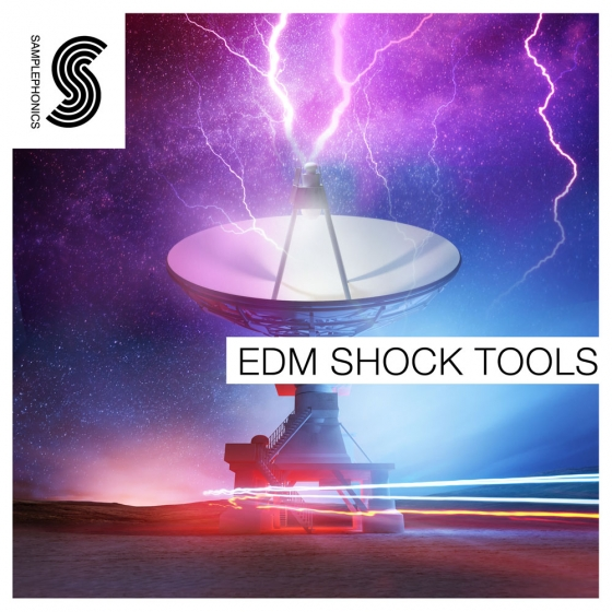 Samplephonics EDM Shock Tools MULTiFORMAT-MAGNETRiXX