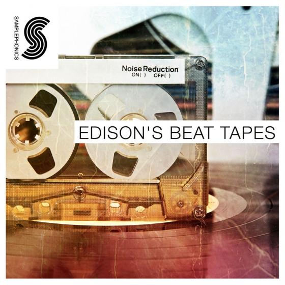 Samplephonics Edisons Beat Tapes MULTiFORMAT-AUDIOSTRiKE