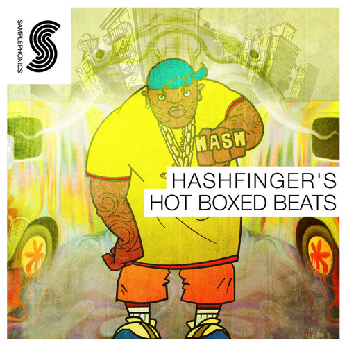 Samplephonics Hashfinger's Hot Boxed Beats MULTiFORMAT