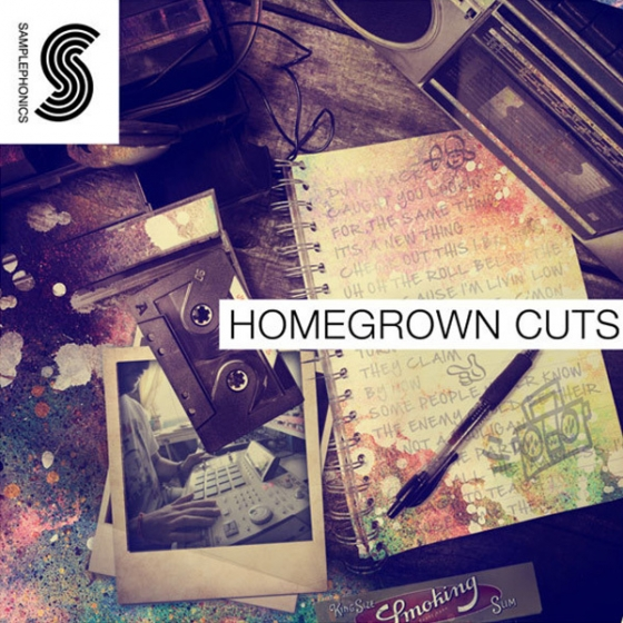 Samplephonics homegrown cuts multiformat for Samplephonics classic deep house