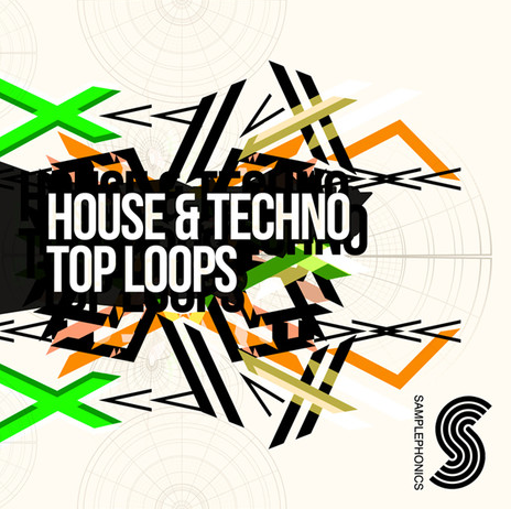 Samplephonics House and Techno Toploops ACID WAV REX2 AiFF-MAGNETRIXX