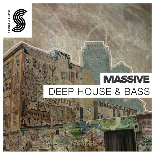 Samplephonics Massive Deep House and Bass FOR NI MASSIVE-MAGNETRiXX