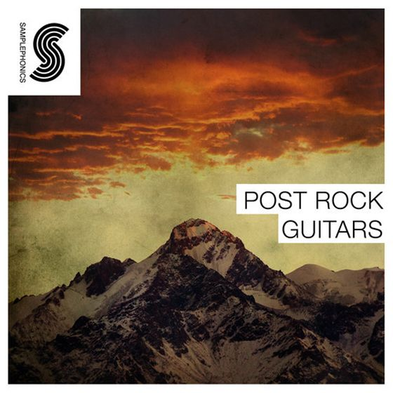 Samplephonics Post Rock Guitars WAV-MAGNETRiXX