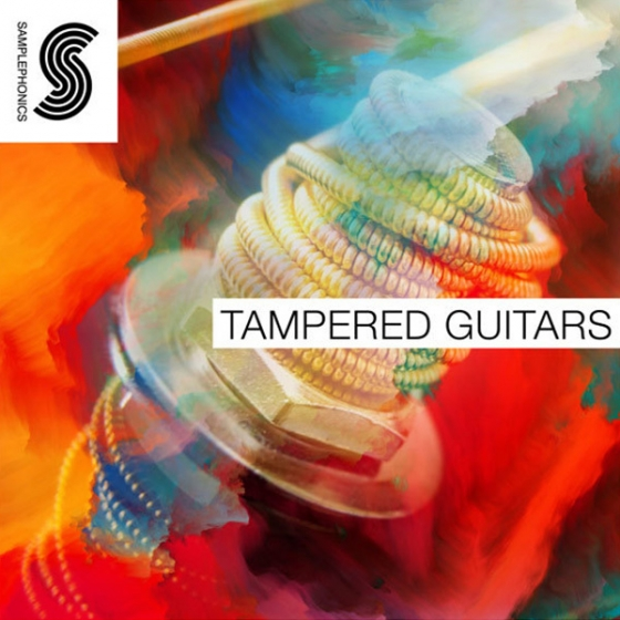 Samplephonics Tampered Guitars MULTiFORMAT