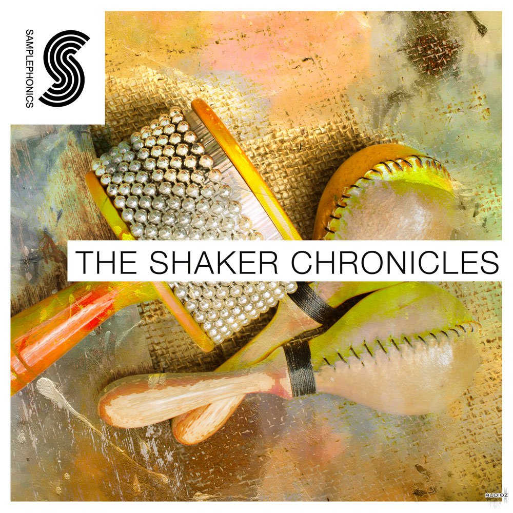 Samplephonics The Shaker Chronicles
