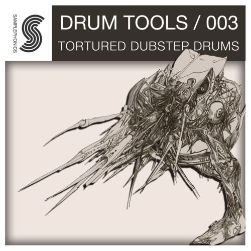Samplephonics Tortured Dubstep Drums MULTiFORMAT-MAGNETRiXX