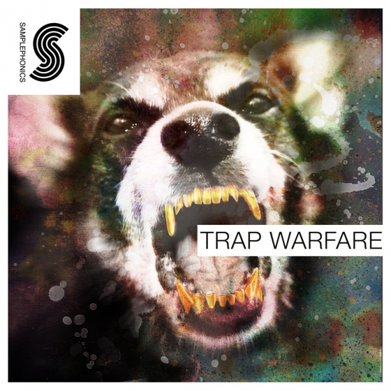 Samplephonics Trap Warfare MULTiFORMAT