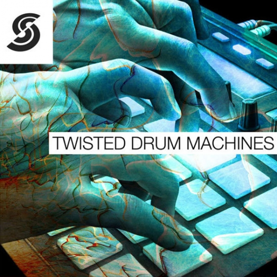 Samplephonics Twisted Drum Machines MULTiFORMAT