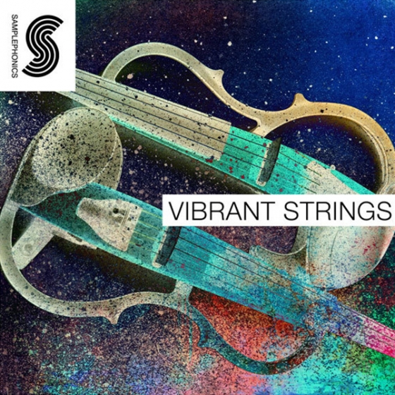 Samplephonics Vibrant Strings MULTiFORMAT