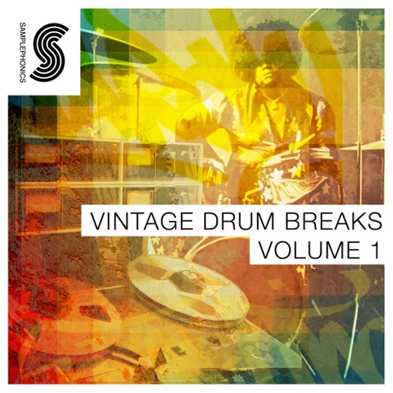 Samplephonics vintage drum breaks vol 1 acid wav audiostrike for Samplephonics classic deep house