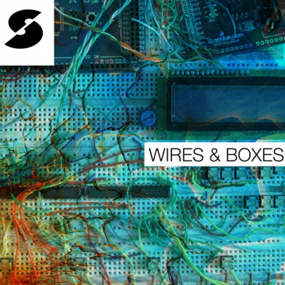 Samplephonics wires and boxes multiformat for Samplephonics classic deep house