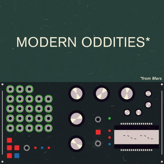 Samples From Mars Modern Oddities MULTiFORMAT