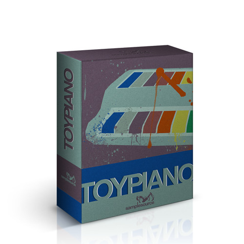 Samplesourcer Toy Piano KONTAKT-MAGNETRiXX