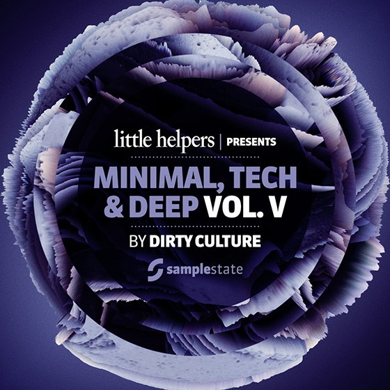 Samplestate Little Helpers Presents Dirty Culture Vol. 5 MULTiFORMAT