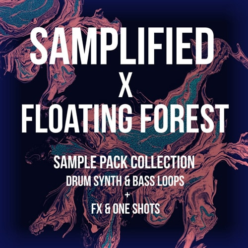 Samplified x Floating Forest Sample Pack Collection WAV