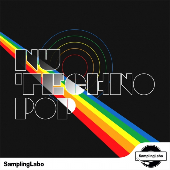 SamplingLabo Nu Techno Pop WAV AiFF APPLE LOOPS MiDi