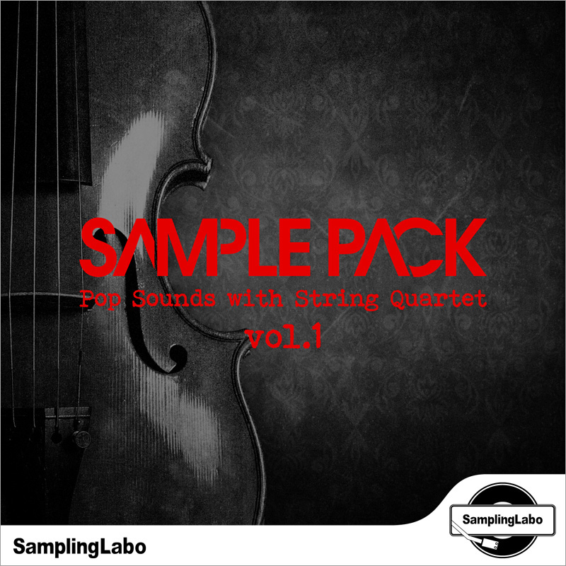 SamplingLabo Pop Sounds With String Quartet Vol 1