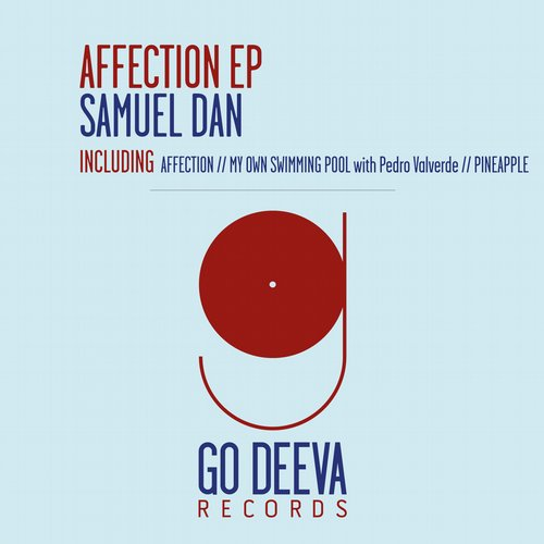 Samuel Dan - Affection EP [GDV1523]
