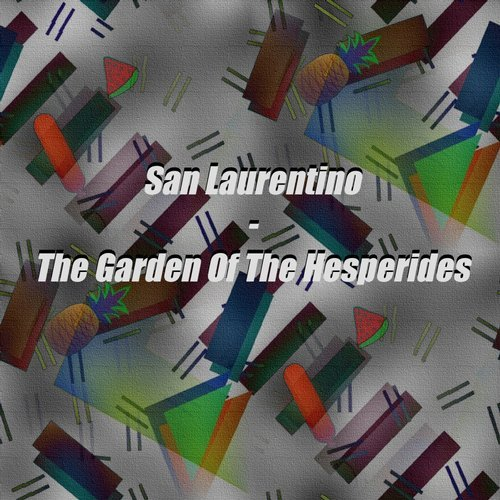 San Laurentino – The Garden Of The Hesperides EP [S4AW015]