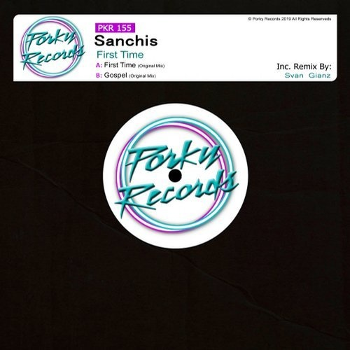 Sanchis - First Time [PKR155]