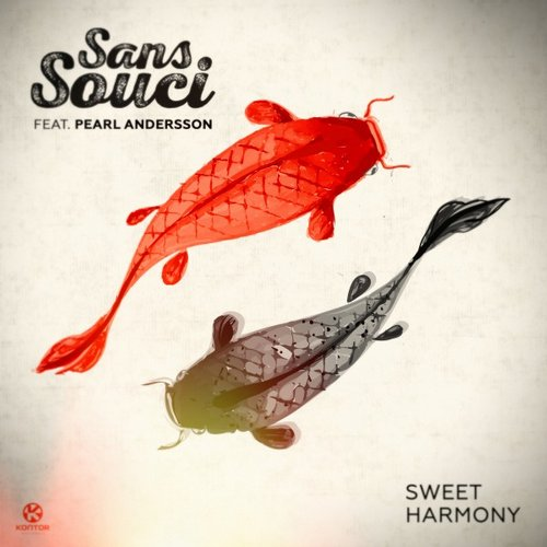 Sans Souci, Pearl Andersson – Sweet Harmony [4250117660208]