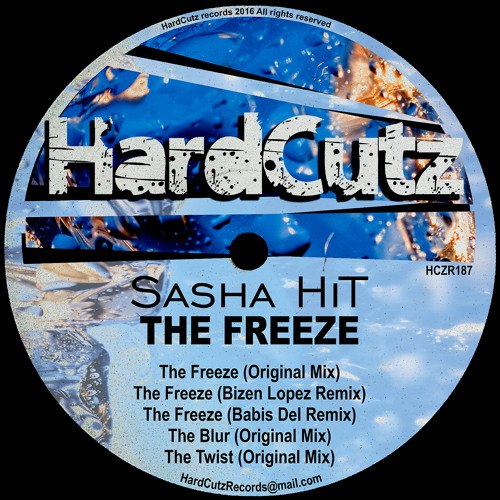 Sasha Hit – The Freeze [HCZR187]