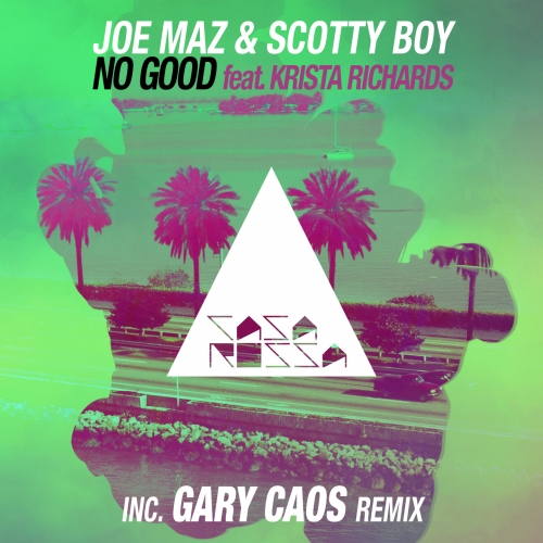 Scotty Boy, Joe Maz, Krista Richards - No Good [CR1609]