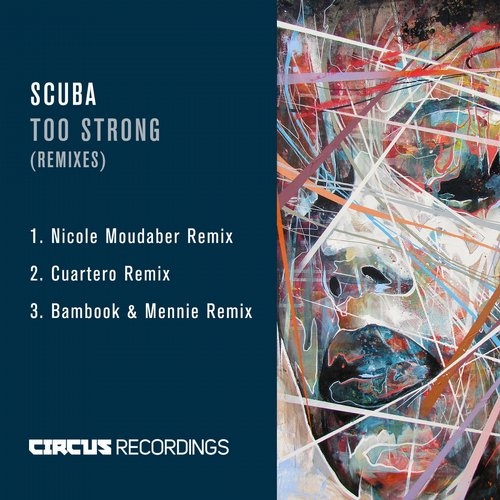 Scuba - Too Strong (remixes) [CIRCUS053]