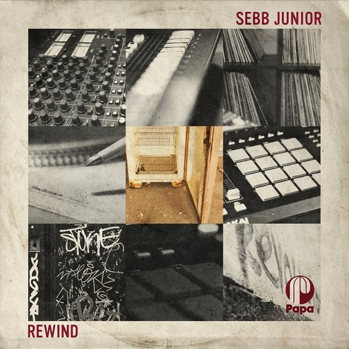 Sebb Junior - Rewind [PAPACD009]