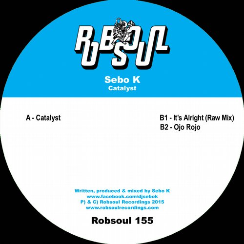 Sebo K - Catalyst [RB155]
