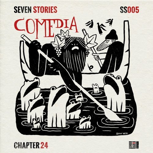 VA - Seven Stories: Comedia [SS005]