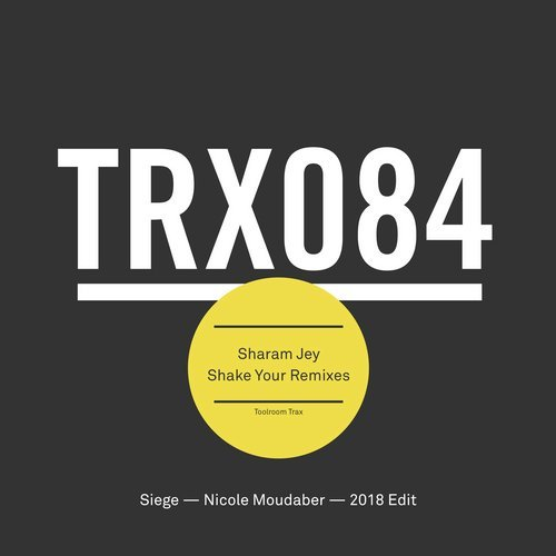 Sharam Jey - Shake Your Remixes [TRX08401Z]