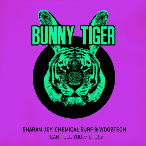 Sharam Jey, Chemical Surf, Woo2tech - I Can Tell You [BT057]