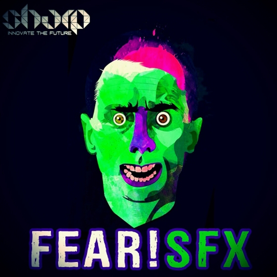 Sharp Fear SFX WAV